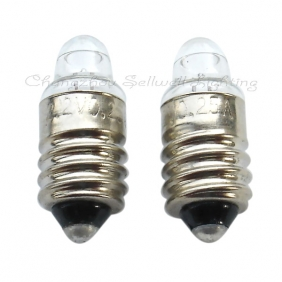Wholesale Miniature bulb 2.2v 0.25a E10X22 A005 GOOD