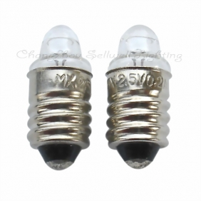 Wholesale Miniature light  2.5v 0.2a E10X22 A012 GREAT