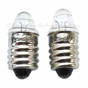 Wholesale Miniature light  2.2v 0.25a E10X22 A016 NEW