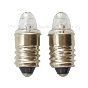 Wholesale Miniature lighting bulbs E10X22 2.2v 0.6a A027