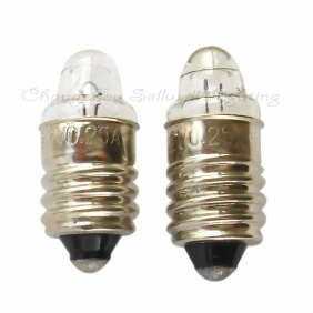 Wholesale Miniature light 2.2v 0.25a E10X22 A033 NEW
