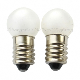Wholesale Miniature light 6v 2.4w E10 g14 lines A067 GOOD