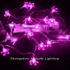 Wholesale GREAT!Christmas light festival decoration christmas tree accessory 2.5m Pink H079(2)