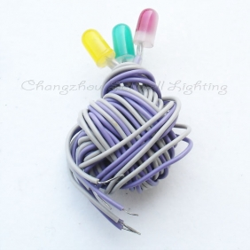 Wholesale Miniature lamp 3v 0.1a  with wire a205 NEW
