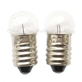 Wholesale Miniature lamp 2.2v 0.25a e10 g11 A280 GREAT
