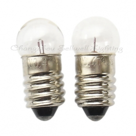 Wholesale Miniature bulb 2.2v 0.47a e10 g11 A282 NEW