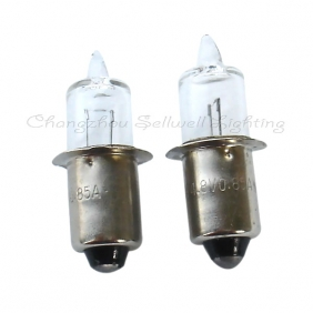 Wholesale Halogen lamp 4.8v 0.85a p13.5s A020 GOOD