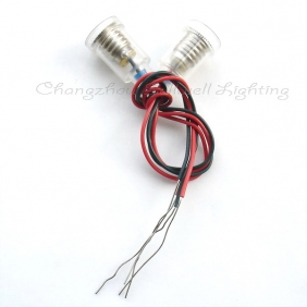 Wholesale Lamp-base E10 Molded Case Wiring D127 NEW