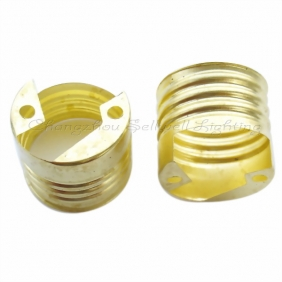 Wholesale Lamp-holder E27 Brass Small side loop D223 GOOD