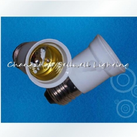 Wholesale GOOD!Conversion Lampholder E27-E27 E27 Lengthen lampholder Z166
