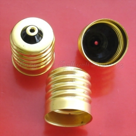 Wholesale Lamp-set E17 0.17 Thick Brass D285 GOOD