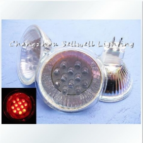 Wholesale Energy stamped decorative glass condenser 220V LED 12 E145