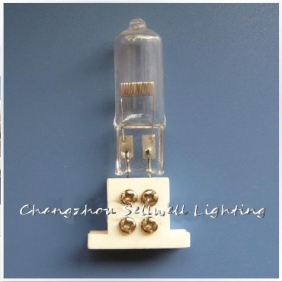 Wholesale 24V 250W ceramic lamp holder Halogen G6.35 E204