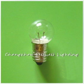 Wholesale Medical education special instruments 6v5w E10 screw lamp E247