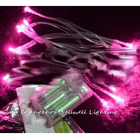 Wholesale GREAT!Holiday light wedding celebration product guide christmas decoration Pink H269(5)