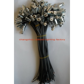 Wholesale Lampholders BA9S Cable Length 25cm D325 GOOD
