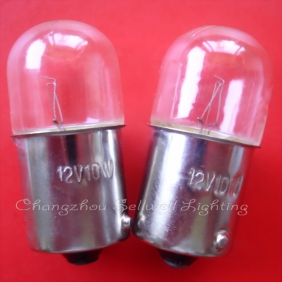 Wholesale Miniature light 12v 10w ba15s T16X36 A002 GREAT