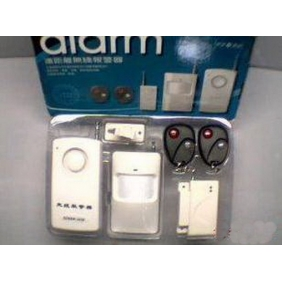 Wholesale NEW!SAW wireless field burglar alarm \\ alarm BJ027