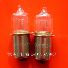 Wholesale NEW!Halogen lamp 6V 2.4W P13.5S A962