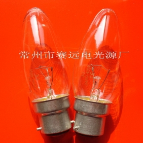 Wholesale GREAT!Miniature lamp bulb 220V 40W B22 A963