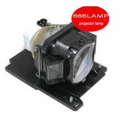 Wholesale NEW!666LAMP HITACHI CP-X3010 projector lamp with a lighthouse DT01021 T010