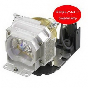 Wholesale HOT!666LAMP SONY VPL-EW5 projector lamp LMP-E190 with a lighthouse T027