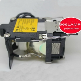 Wholesale NEW!666LAMP SONY projector VPL-ES3 with lighthouse lamp LMP-C162 T037