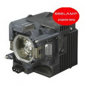 Wholesale GOOD!666LAMP SONY VPL-FX41 projector lamp with a lighthouse LMP-F270 T048