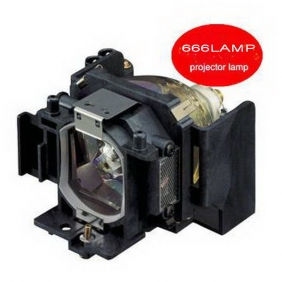 Wholesale HOT!666LAMP SONY projector VPL-CX63 LMP-C190 with a lighthouse bulb T065