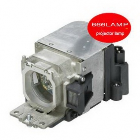 Wholesale HOT!666LAMP SONY VPL-DX15 projector lamp with a lighthouse LMP-D200 T067