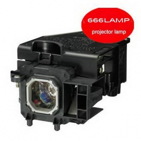 Wholesale NEW!666LAMP NEC projector lamp NP-M230X + with lighthouse NP15LP T076