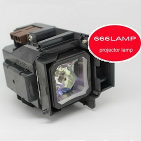 Wholesale GREAT!666LAMP NEC projector lamp VT676 + with a lighthouse bulb VT75LP T078