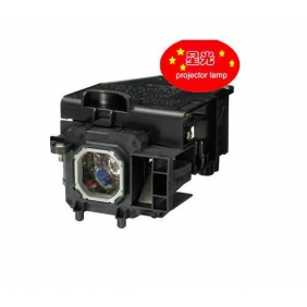 Wholesale NEW!666lamp NEC projector lamp NP-P420X + with lighthouse NP17LP T079