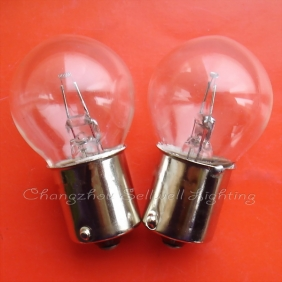 Wholesale NEW!Minature light 6V12W Bayonet BA15S bubble diameter: 18mm Durometer bulbs microscopebulbs A668-2