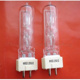 Wholesale New MSD 250W/2 90V Moving Stage Light MSD250/2 Lamp Bulb 250 watt  A533 discharge lamp