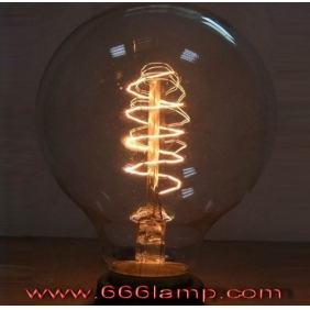 Wholesale Model 7: G80-3  edison lamp bulb light  USD:9.99/pcs free shipping.
