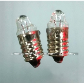Wholesale Miniature Lamp bulbs 2.2V 0.35A E10 A1220