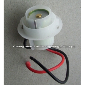 Wholesale Lamp Holder BA15S Single tail flat foot A1161