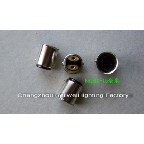 Wholesale Lamp Holder  BA15D 15mm A1156