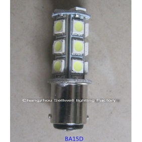 Wholesale LED LAMP 12V 24V 5W BA15D 18SMD-5050 A1128