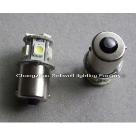 Wholesale LED LAMP 30v 3w T18 BA15S A1127