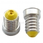 Wholesale Lamp-holder E14s Copper Nickel Free solder Yellow D200 GOOD