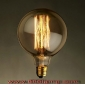 Wholesale Model 5: G80 edison light lamp bulb USD:9.99/pcs free shipping.