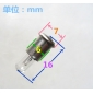 Wholesale Miniature light bulb 2.5v 350ma MF6 A1099