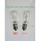 Wholesale Miniature Lamp bulbs 220V 10W E12 A1195