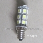 Wholesale LED BULB 18SMD-5050 24V 5W E12 A1162